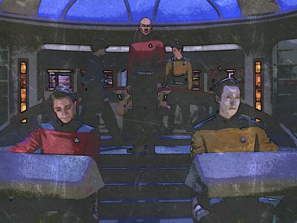 Yesterdays Enterprise 1